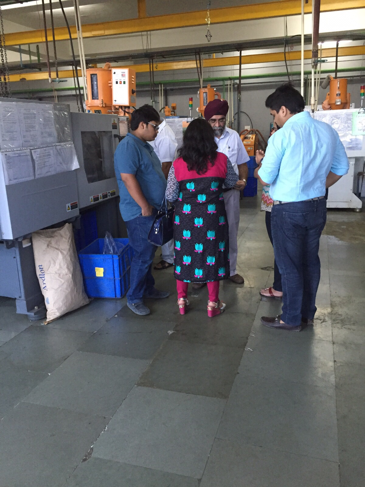 Company Visit To Viney Corp Manufacturer Of Auto Parts For Bmw Wiring Harness Manufacturers Delhi Img 20151011 Wa0002 Wa0004