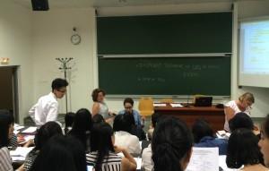 Session at ESC