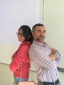 With Professor Emmanuel ZENOU (3)
