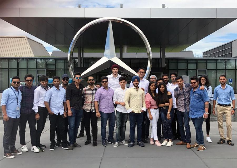 IILM BBA Global Study Program-Benz