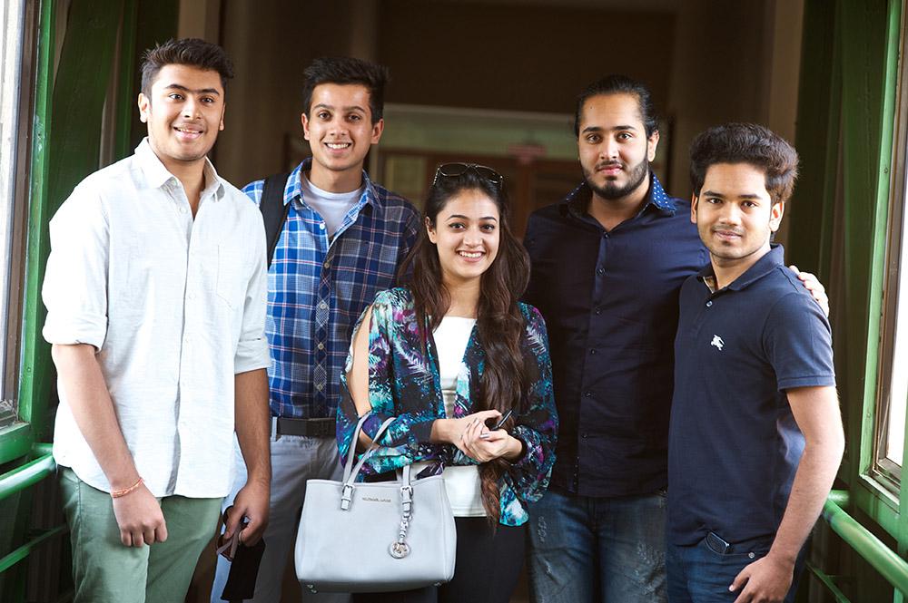 IILM Students