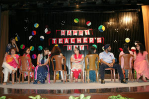 Teachers Day Celebrations at IILM - Game