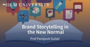 Brand Storytelling the New Normal