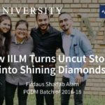 How IILM Turns Uncut Stones into Shining Diamonds