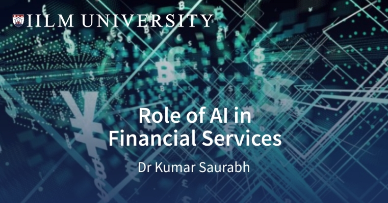 Role of AI in Financial Services