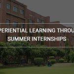 Experiential-Learning-Through-Summer-Internships